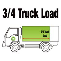 Recycle by 3/4 Truckload